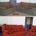 Entapissat de sofàs, butaques i cadires