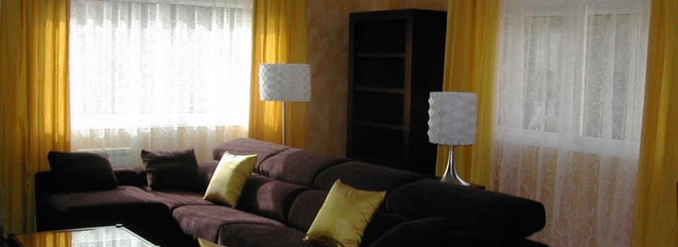 Confecció i instal·lació de cortines a mida